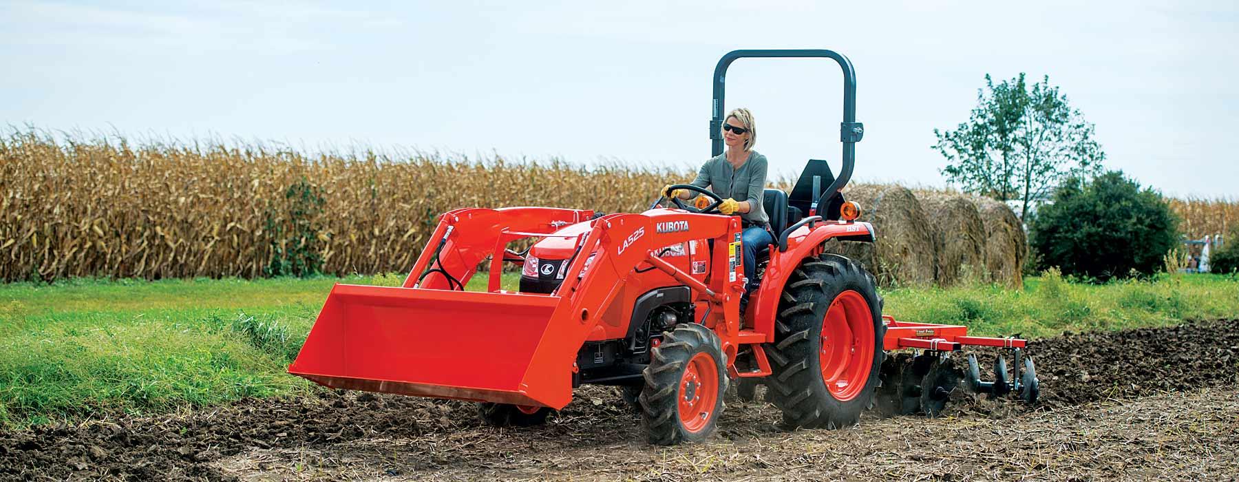 L2501 Kubota Tractor