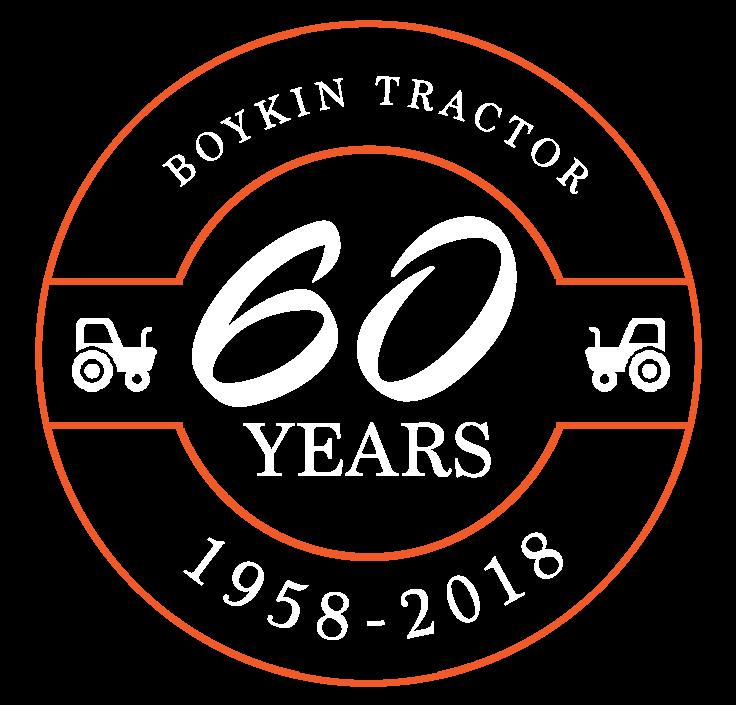 Boykin Tractor 60 Years