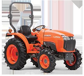 Kubota L Series Tractor