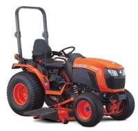 Kubota Tractor B2601