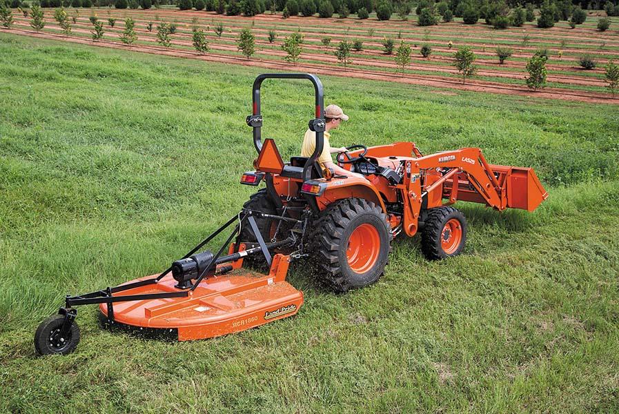 L2501 - Boykin Tractor Co , Inc