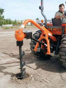 PD25 Land Pride Post Hole Digger