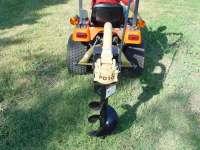 PD10 Land Pride Post Hole Digger